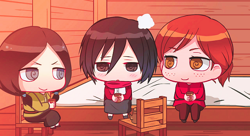 Sleepover x)
