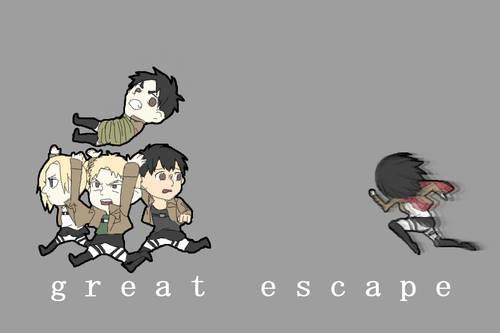 ''Great Escape''