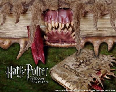 Le Monstre Livre Des Monstres Harry Potter