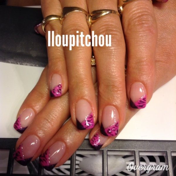 Blog de iloupitchou  Page 4  Déco dongle en gel nail art  Skyrock