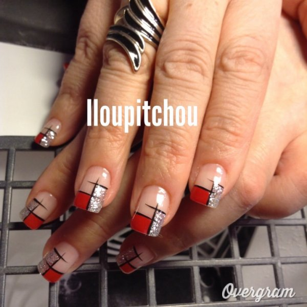 Blog De Iloupitchou D Co D 39 Ongle En Gel