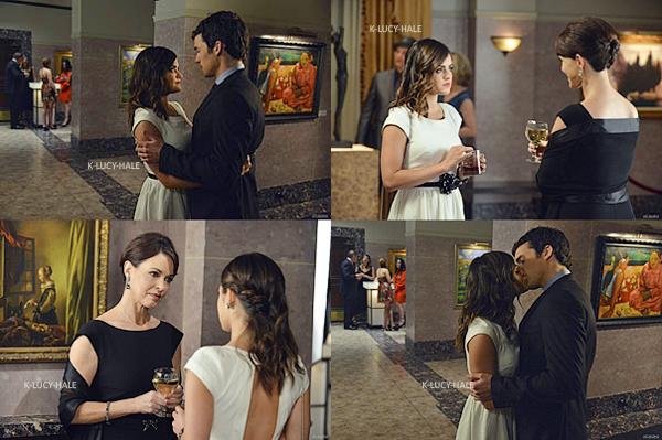 Découvrez de nouveaux Stills de l'épisode 3x08 Stolen Kisses  ainsi que la promo de l'épisode 6 en VOSTR.FR