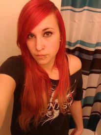 Red Hair .
