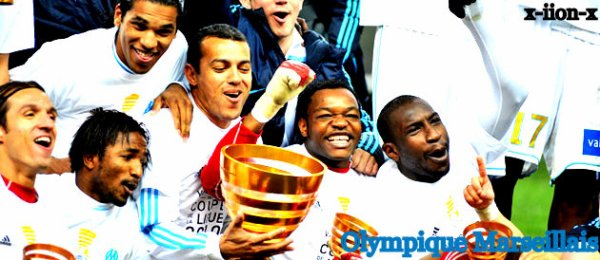 Olympique Marseillais ♥
