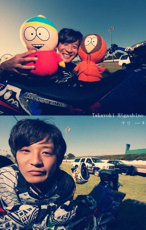 Takayuki Higashino ♥.