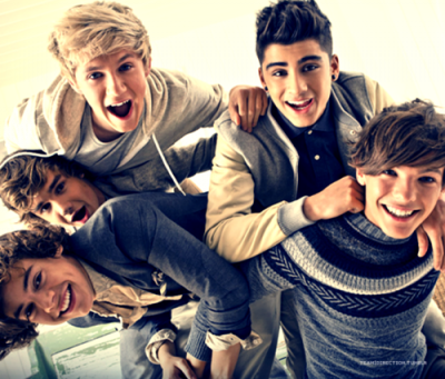 Les One Direction <3 !!!!!!!