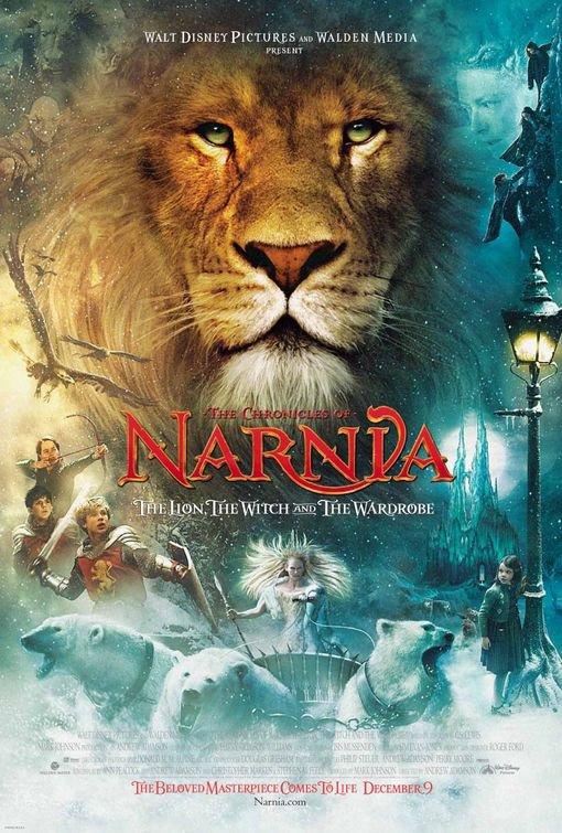 Le Monde de Narnia - Chapitre I - Le Lion, La Sorcière Blanche et L'Armoire Magique