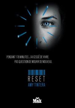 Amy TINTERA Reset (Tome 2)