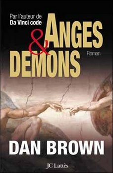 Dan BROWN Anges & Démons