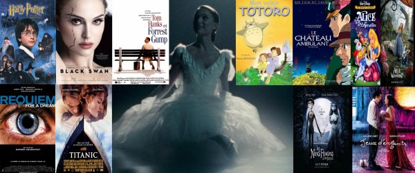 Des films qui m'ont vraiment touché