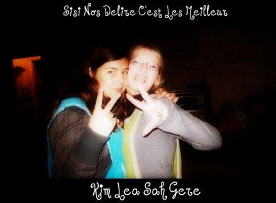 Kim & Léah