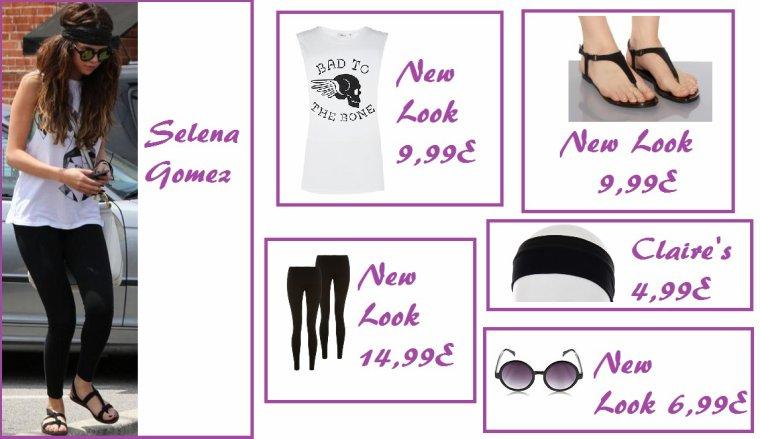 Style Selena Gomez 10/10