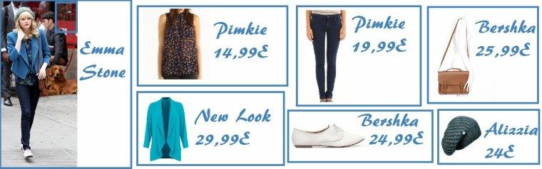 Style Emma Stone 8/10