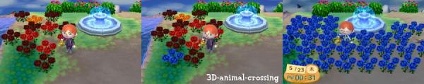 Guide de jardinage 1 : La rose bleue