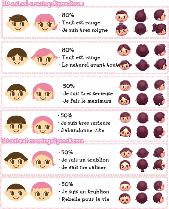 Les coiffures ac3ds new leaf blog de 3d animal crossing - Animal crossing new leaf salon de coiffure ...