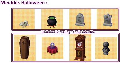 La nuit d'Halloween !
