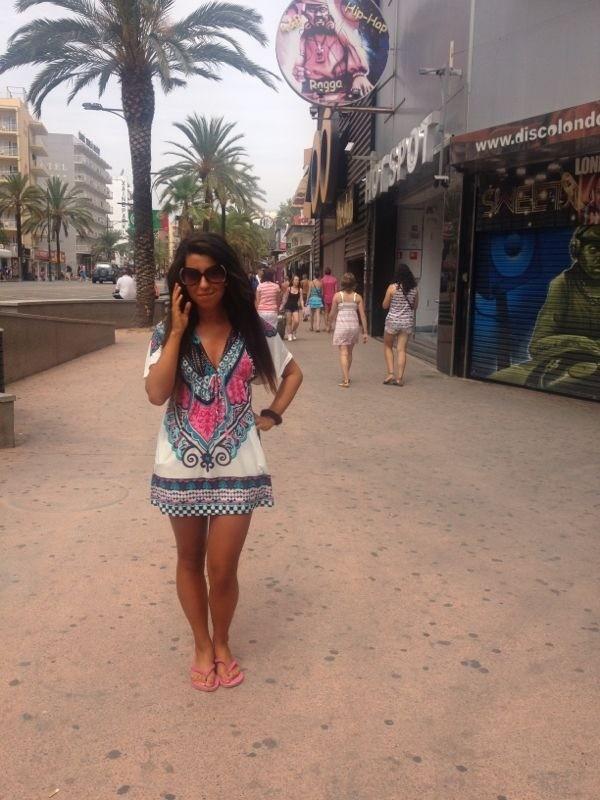 Katsya rodriguez les vacances jadore boufé dair fraiche
