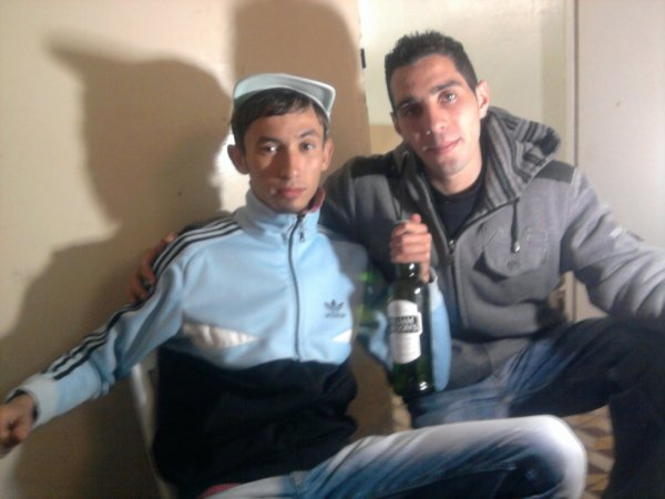 Me and Kader