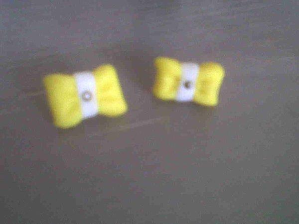 Boucles d'oreilles Ruùban