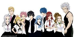 Couple of Fairy Tail 💗