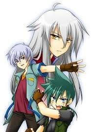 Tsubasa,Kyoya & Hyoma