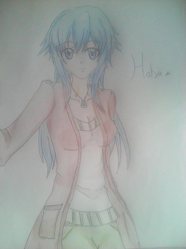 Hatsu for Yuki-Chan ❤