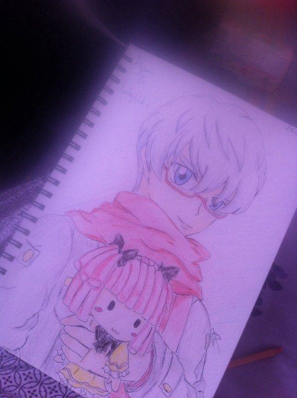 Hyoma & Furby Doll ❤️💚💜💙💛