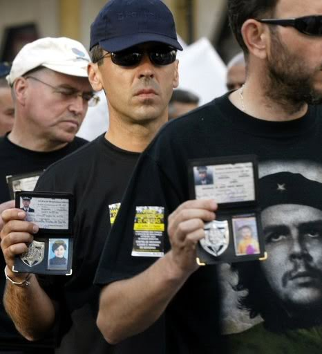 Guevara Policia