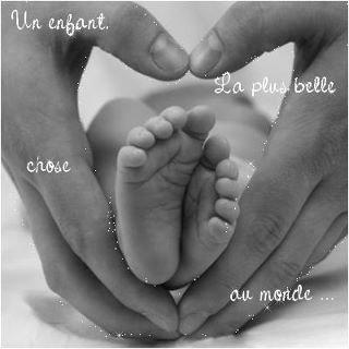 Voila notre petite fille est née  !!!!!!!!!!!!!!