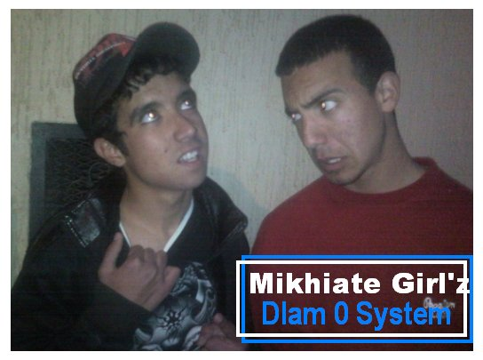 FD-X-AM Records / Dlam 0 System - Mikhiate Girl'z (2012)
