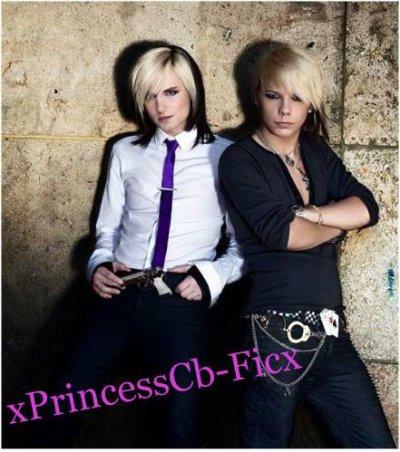 xPrincessCb-Ficx; Personnages & Prologue & Prévenue.. ;)