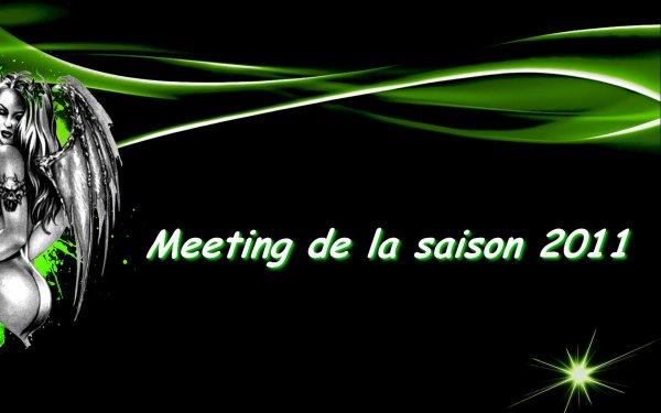 ▁▂▃▄▅▇ Saison 2011 ▇▆▅▄▃▂▁