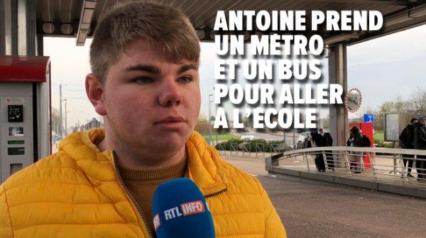 Des chauffeurs du TEC Charleroi en grève