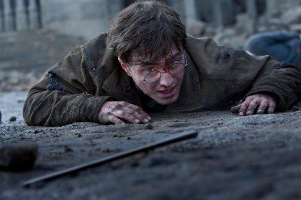 Harry Potter et les reliques de la mort ( partie 2 )