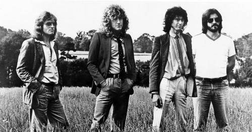 Band Tag - Led Zeppelin