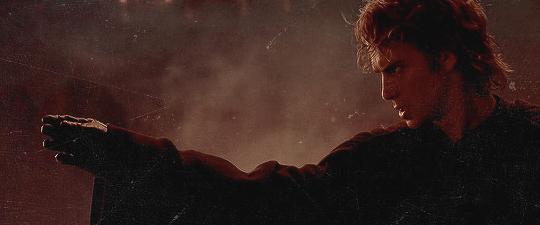 Anakin Skywalker (SW III) et le mythe d'Oedipe