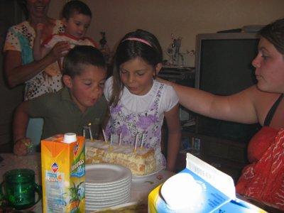 L'anniversaire de Fanny