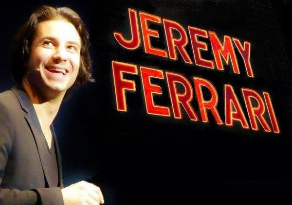 Jérémy Ferrari : un grand humoriste