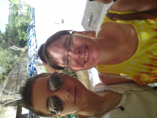 Moi et ma Tante ;)