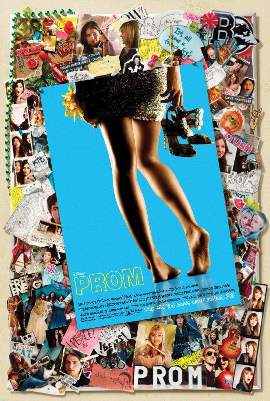 """DISNEY : LE TRAILER DE LEUR NOUVEAU FILM """"PROM"""""""