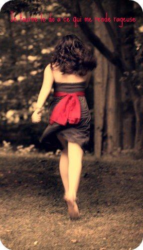 La nostalgie survient lorsque le passé n'est plus à la hauteur du présent ... ♥