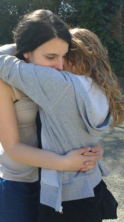 Chaque personne qu'on s'autorise à aimer est quelqu'un qu'on prend le risque de perdre ... ♥