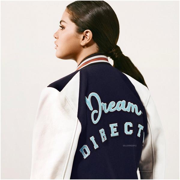 • Découvrez Selena Gomez pour la nouvelle campagne « Dream It Real » de Coach.
