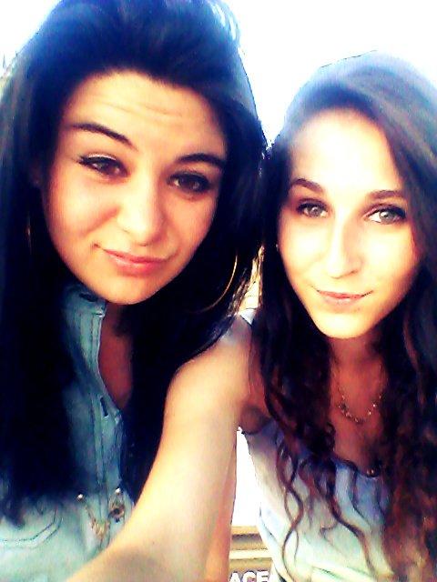 Aline, ma meilleure ♥