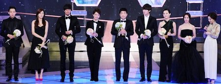 Drama: SBS Drama Awards.