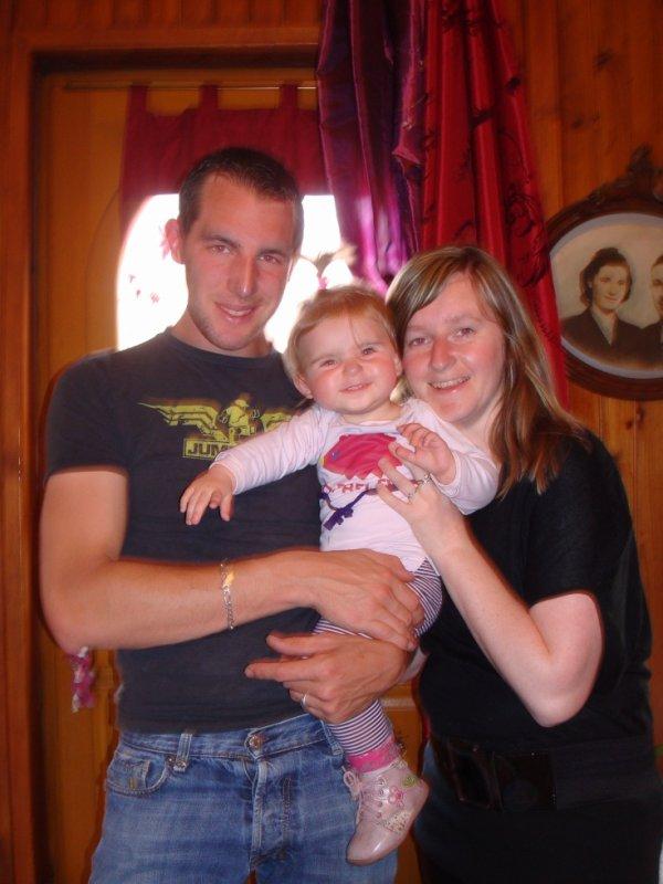 Ma petite famille!!!