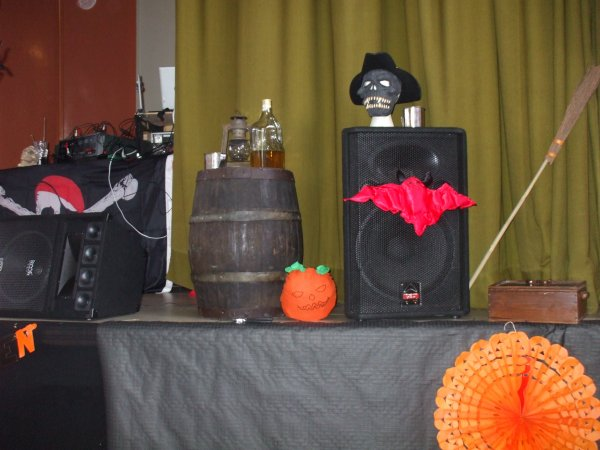 halloween 29 octobre 2011