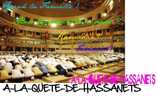 10 Jours passées ! Tranquil al Hamdoulah ? Ou Chaud En Fin D'Journée ^^ ?!