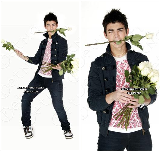 Photos 2006 Je vous présente des photos des Jonas Brothers, photographiée par « Rena Durham for PR »
