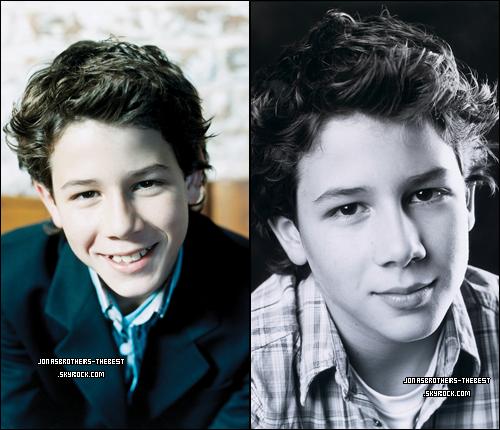 Photos 2005 Je vous présente des photos de « Nick Jonas », photographiée par  « INO Records »